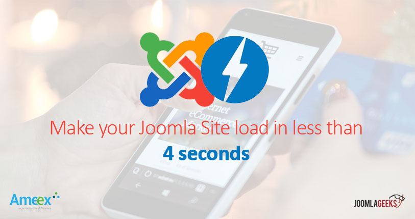 Implementing AMP with Joomla