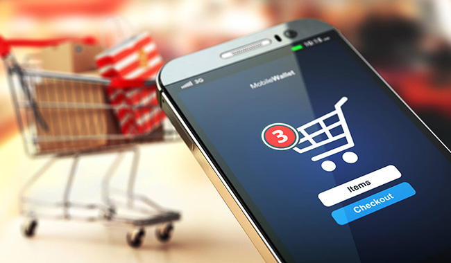 Mobile E-commerce solutions